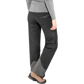 Norrøna Lofoten Pantalones aislantes Gore-Tex Mujer, caviar